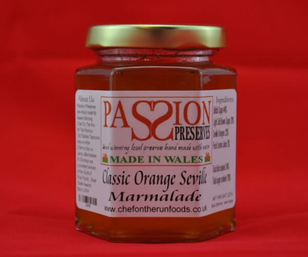 Classic Orange Seville Marmalade