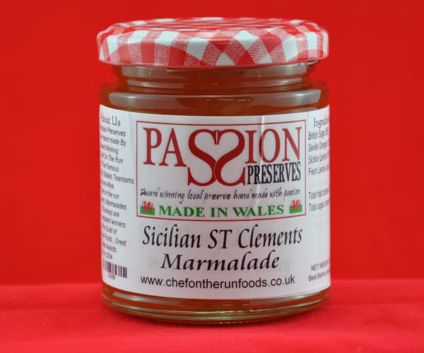 Sicilian St Clements Marmalade